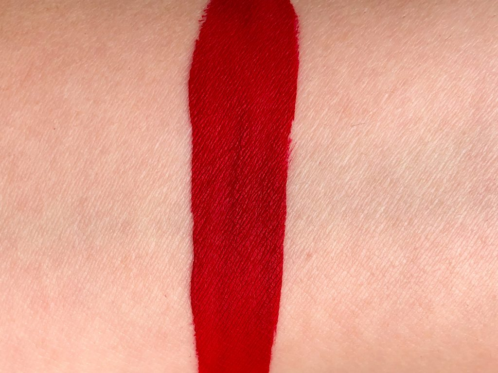 MAC Feel So Grand Retro Matte Liquid Lipcolour swatch