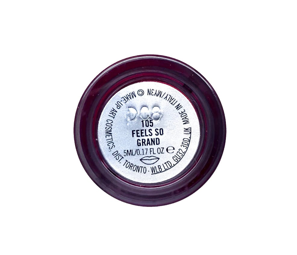 MAC Feel So Grand Retro Matte Liquid Lipcolour 3