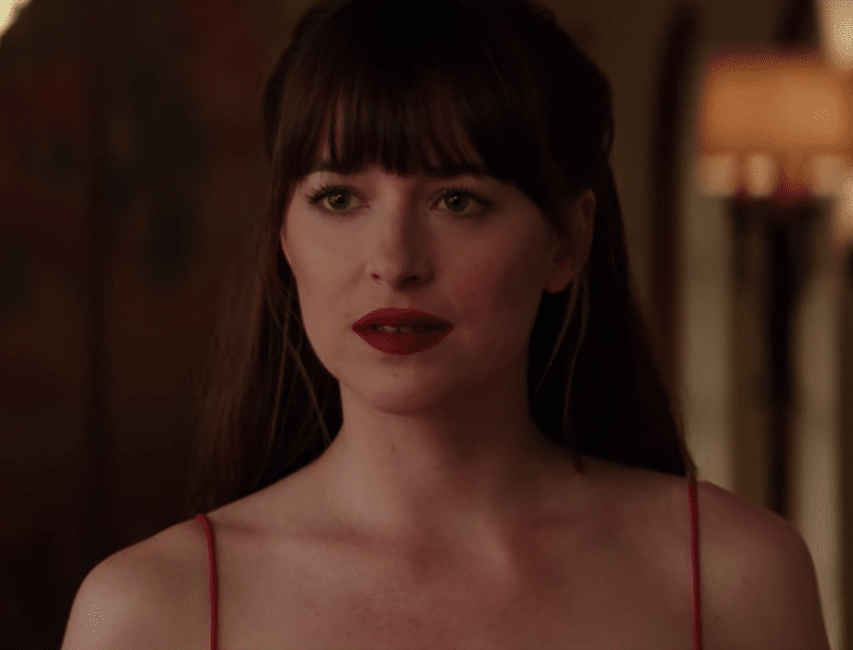 Anastasia Steele Fifty Shades Darker Makeup