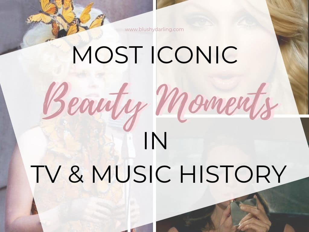 Most Iconic Beauty Moments In TV & Music History
