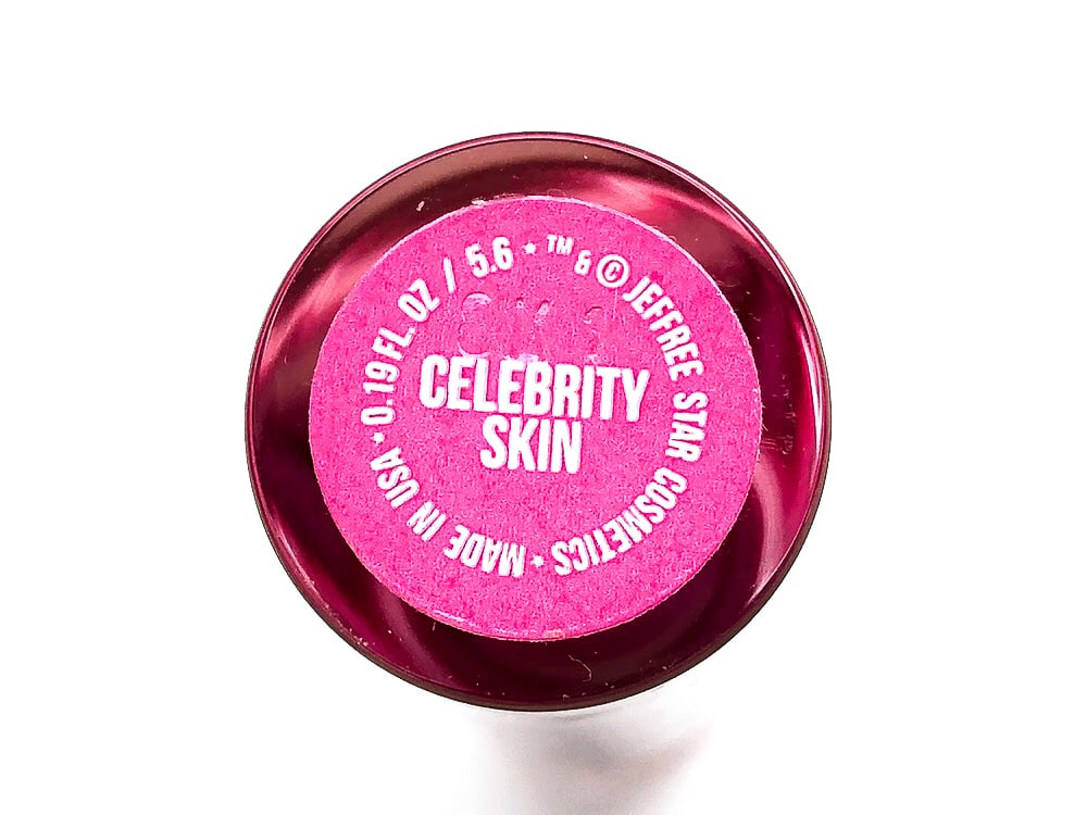Jeffree Star Cosmetics Celebrity Skin Velour Liquid Lipstick