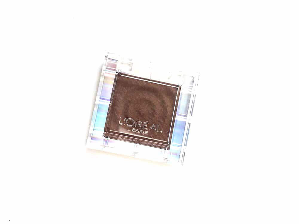 L'Oreal Color Queen Oil Eyeshadow Force Review