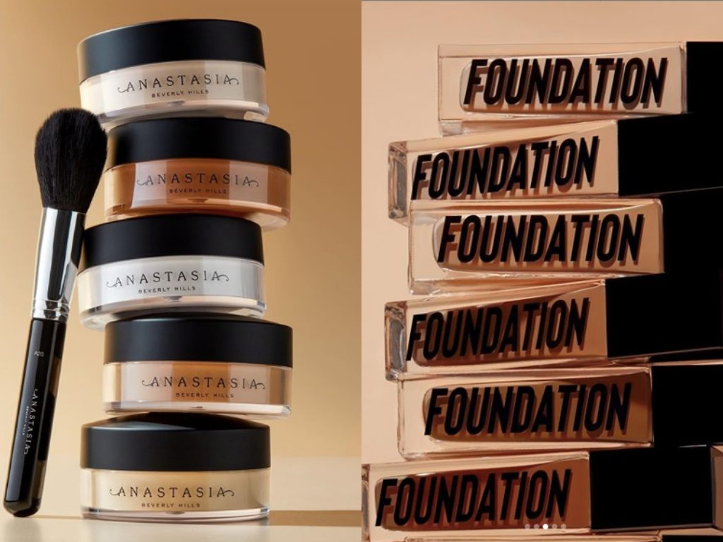 NEW Anastasia Beverly Hills Foundation & Powder