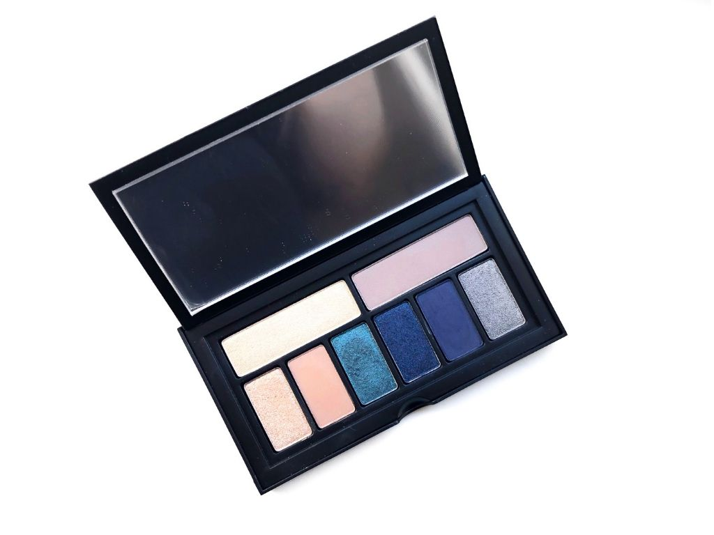 Smashbox Denim Covershot Eye Shadow Palette | Review