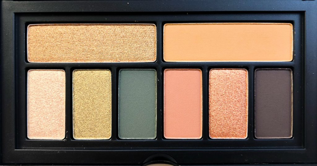 Smashbox Desert Covershot Eye Shadow Palette