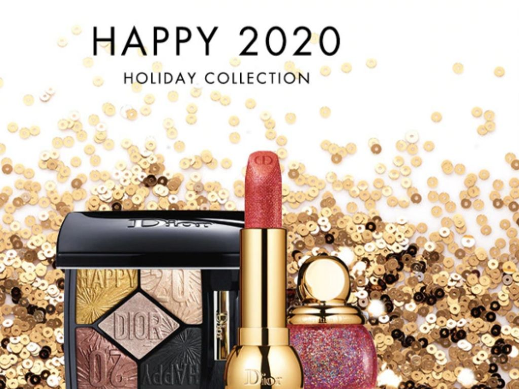 NEW | Dior Happy 2020 Holiday Collection