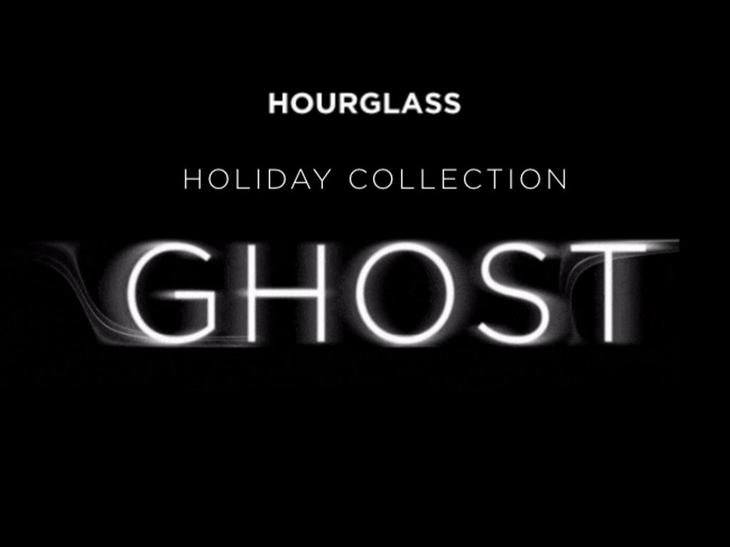 NEW | Hourglass Ghost Collection