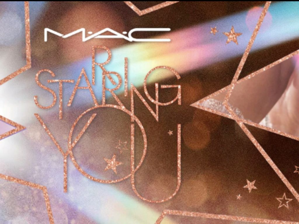 MAC Starring You Holiday CollectionMAC Starring You Holiday Collection
