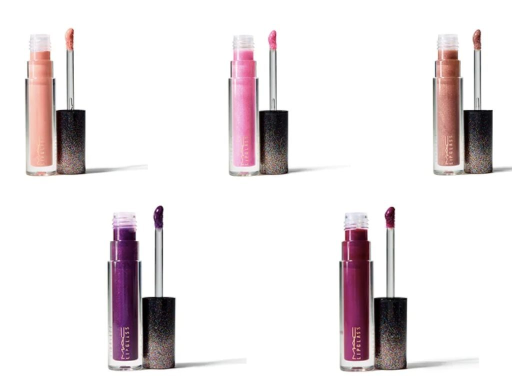 MAC Starring You Holiday Collection Lipglass