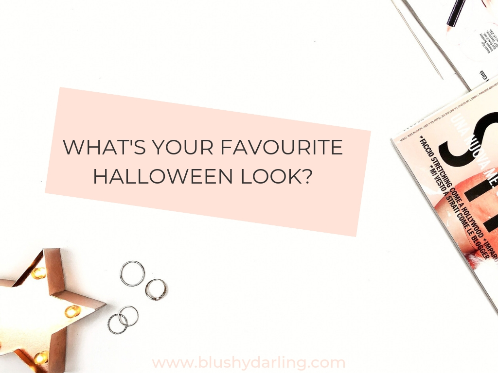 What's your favourite Halloween look?