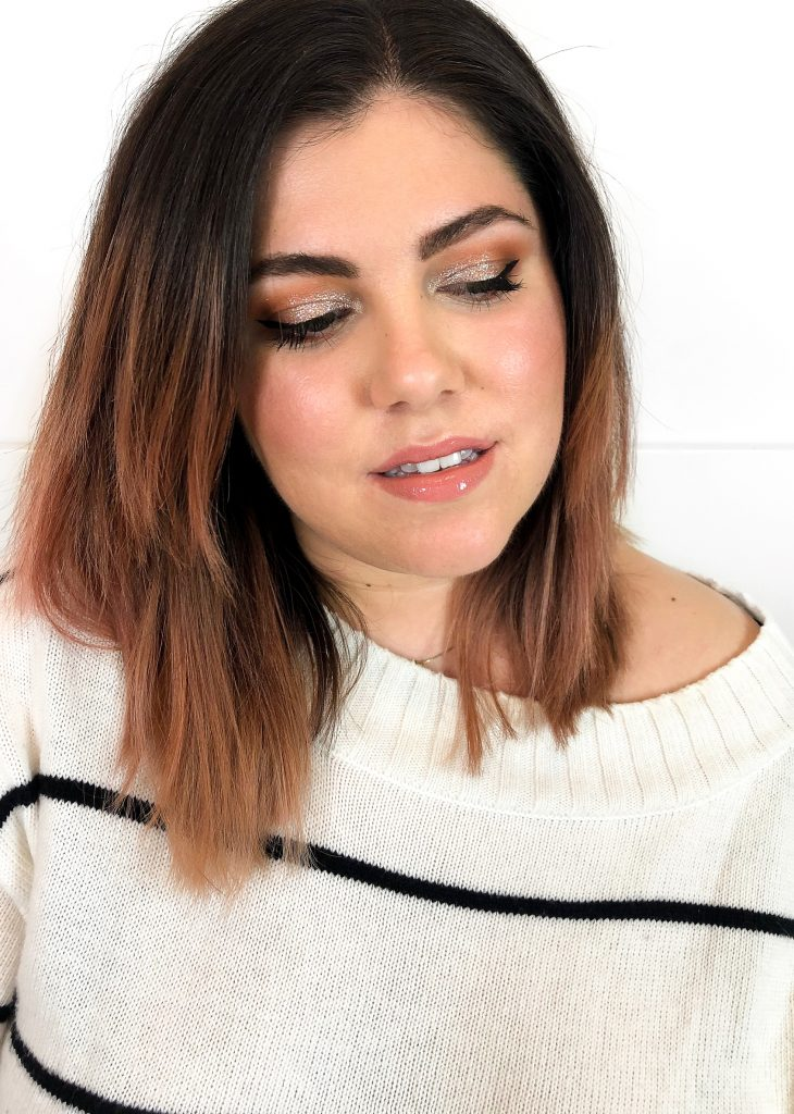 A Look Using My 2019 Makeup Favourites