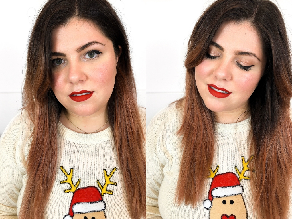 Festive Everyday Look #MakeupMonday