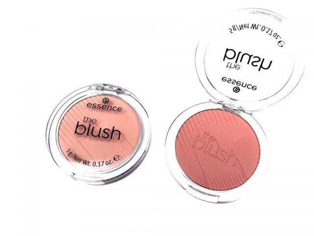 Essence 50 Blooming, 60 Beaming The Blush