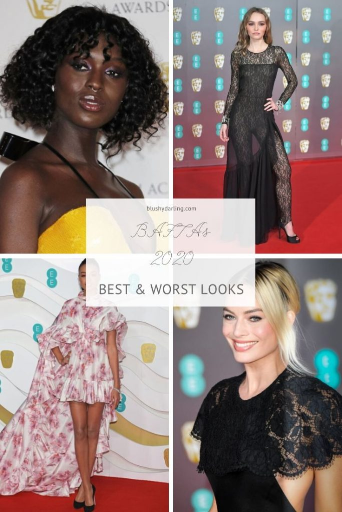 Ready to find who were the best and worst dressed at the BAFTAs 2020 Then check out today's post and chat with us  #makeup #beauty #blogger