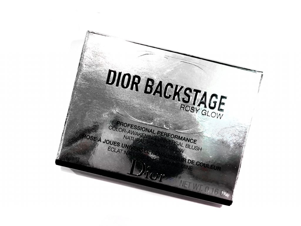 Dior Backstage Rosy Glow Universal Blush Review