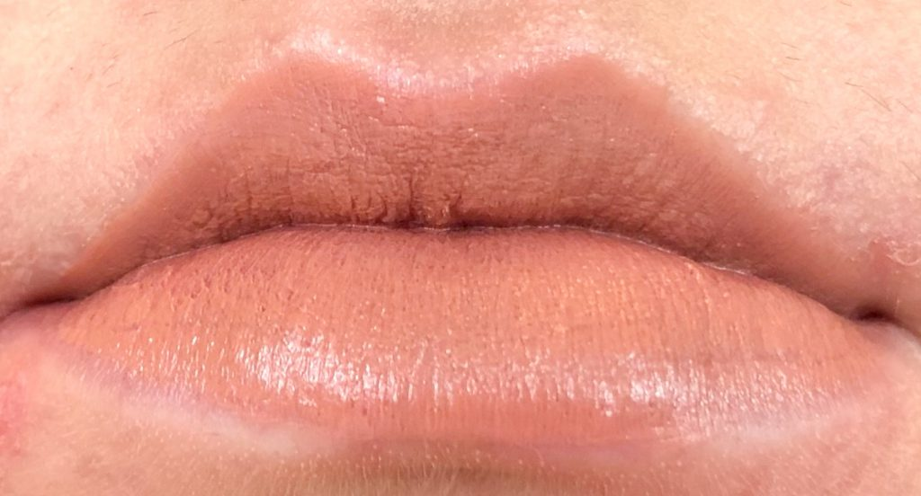 honest beauty lip crayon honey review swatches