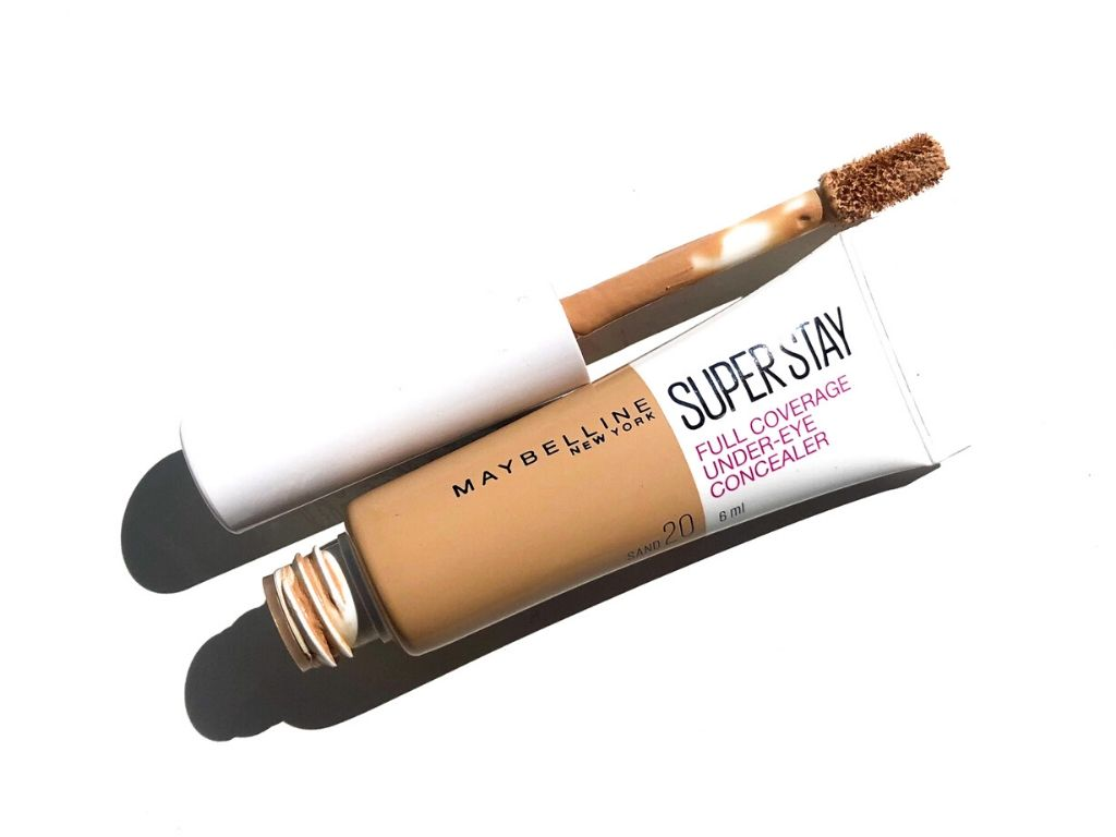 Maybelline Super Stay Full Coverage Under-Eye Concealer   Review