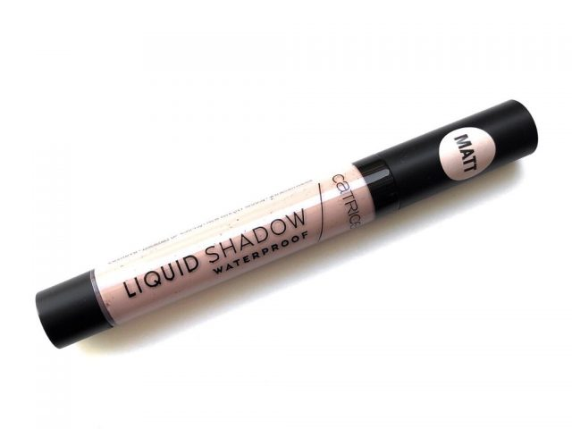 Catrice 02 Balanced Soul Matte Liquid Eyeshadow Waterproof Swatch And Review
