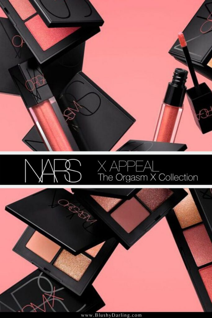 Hi Darlings, in today's post Julia and I are going to chat about the NEW Nars X Appeal Orgasm X Collection for Summer 2020. #makeup #beauty #blogger