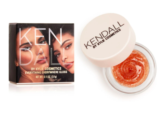 Kendall By Kylie Cosmetics Collection Everything, Everywhere Gloss