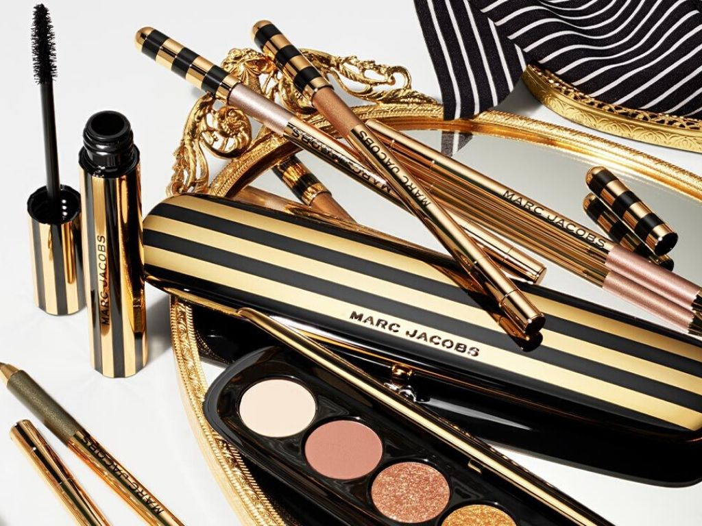 NEW | Marc Jacobs Beauty Gold Edition Eye Collection