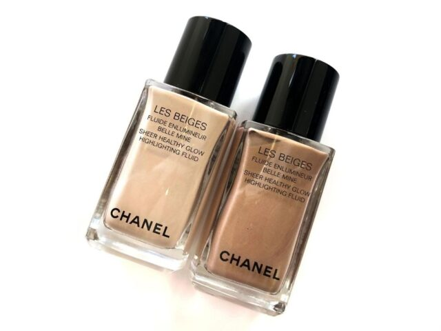 Chanel Les Beiges Sheer Healthy Glow Highlighting Fluid