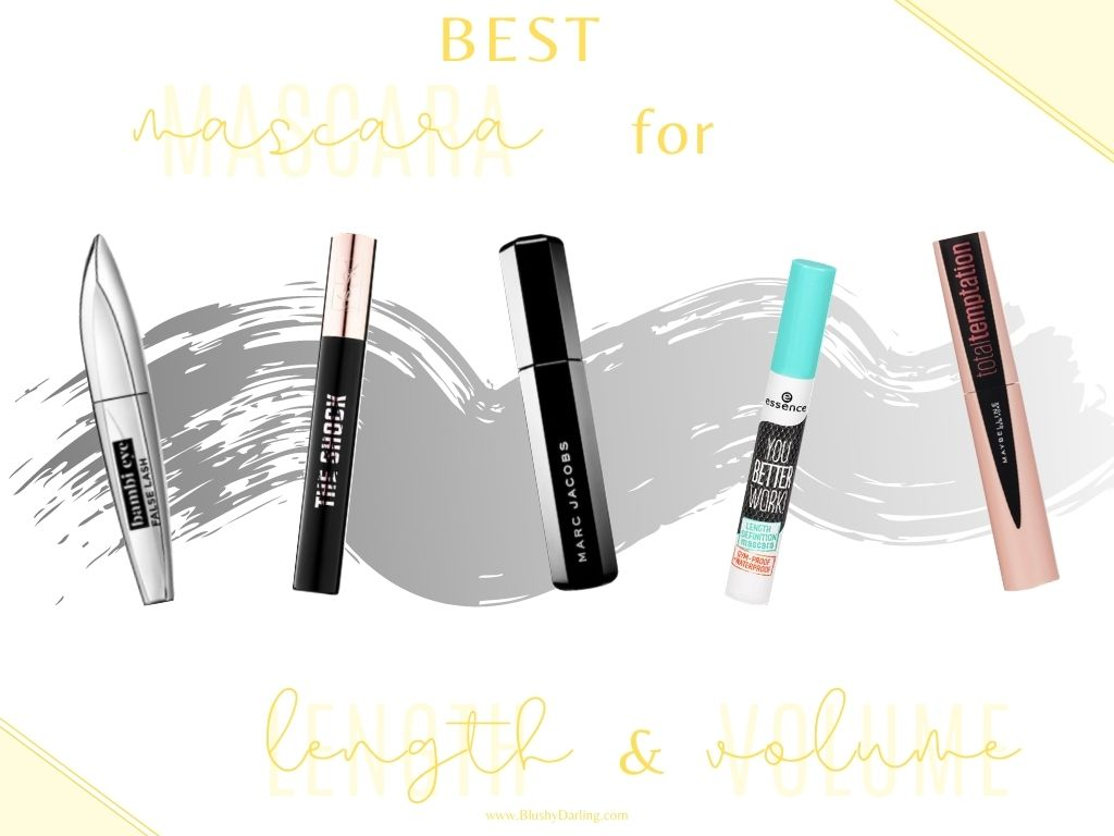 Best Mascara for Length & Volume