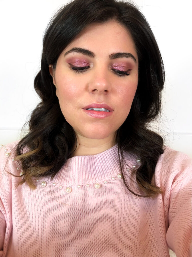 Rosé All Day Look