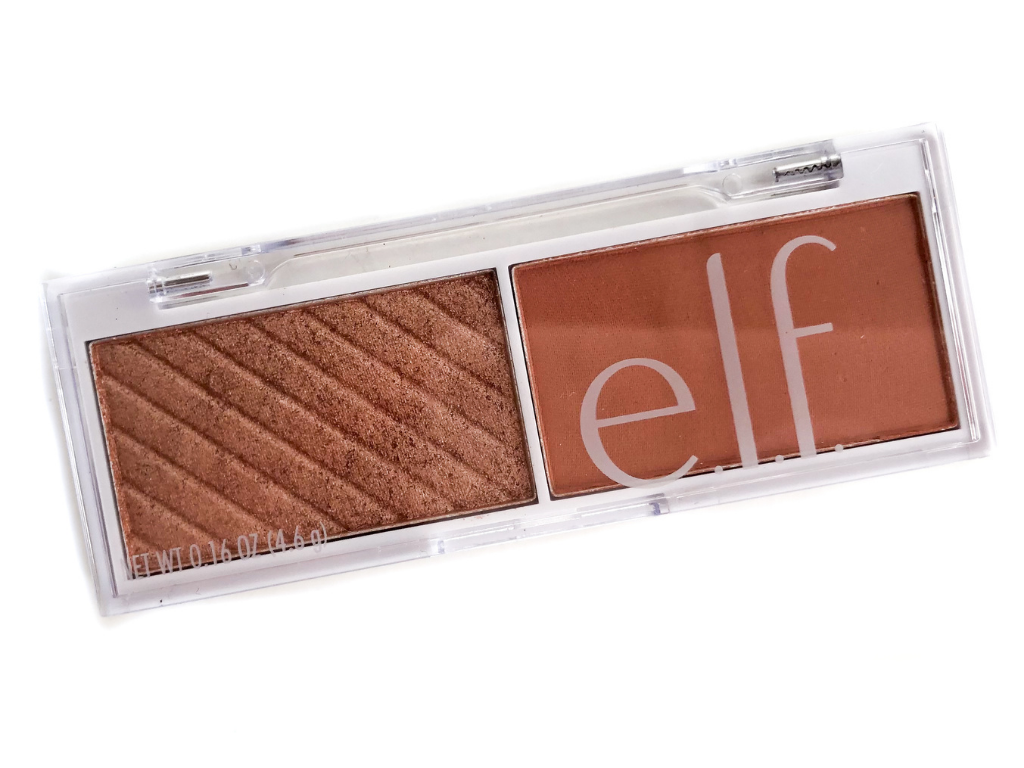 elf Cosmetics Lychee Bite-Size Blush Duo | Review