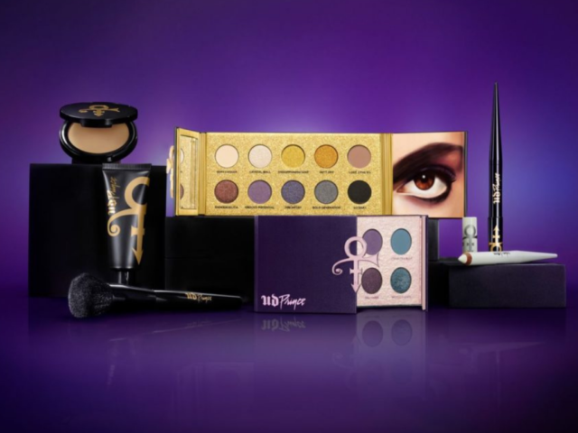 Urban Decay x Prince Collection