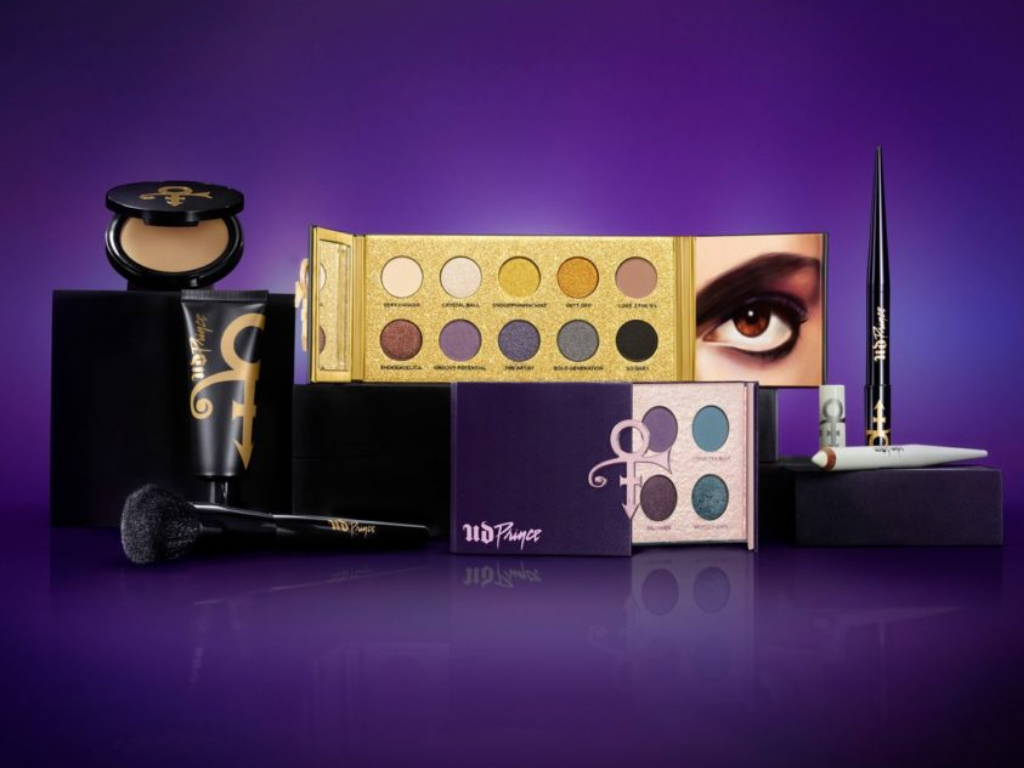 NEW | Urban Decay x Prince Collection