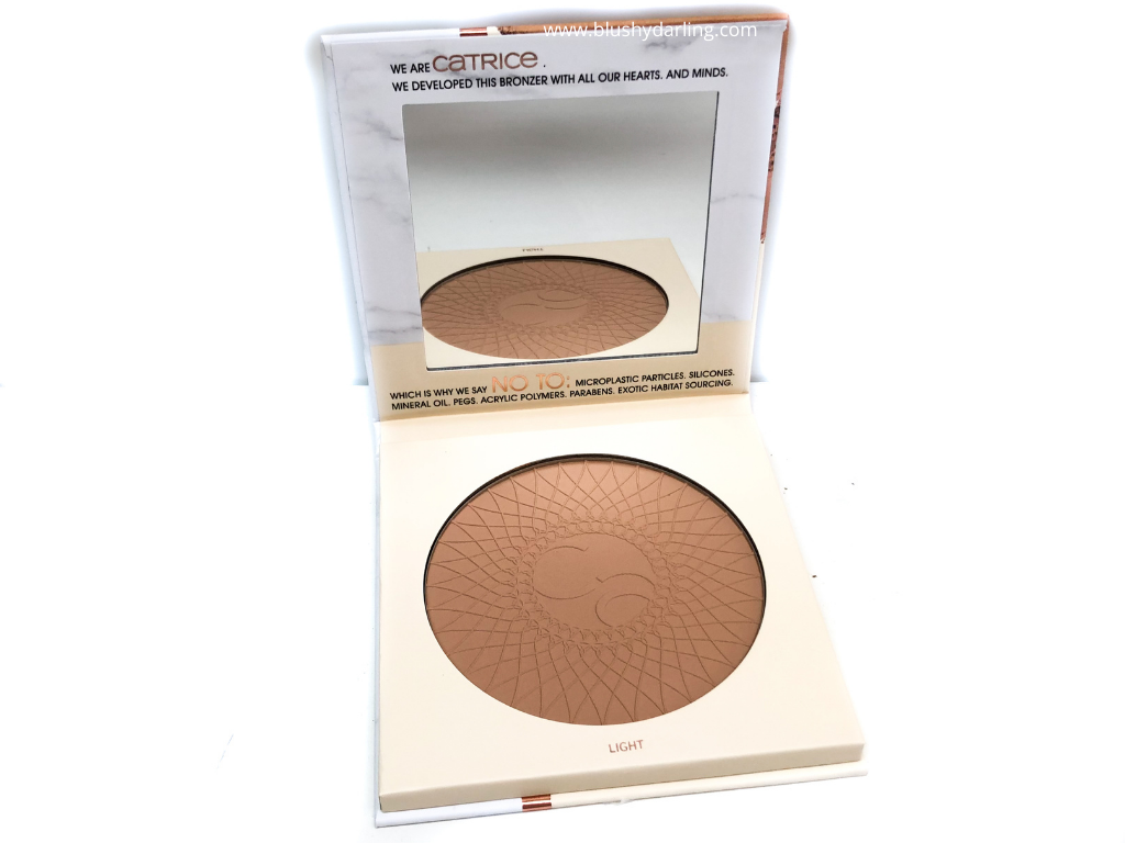Beauty, catrice, Catrice Clean ID Bronzer, Catrice Clean ID Mineral Bronzer, Catrice Clean ID Mineral Bronzer review, Makeup, Review