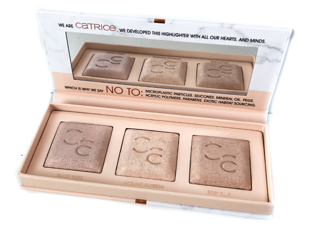 Catrice 010 Rose Gold Clean ID Highlighting Palette | Review