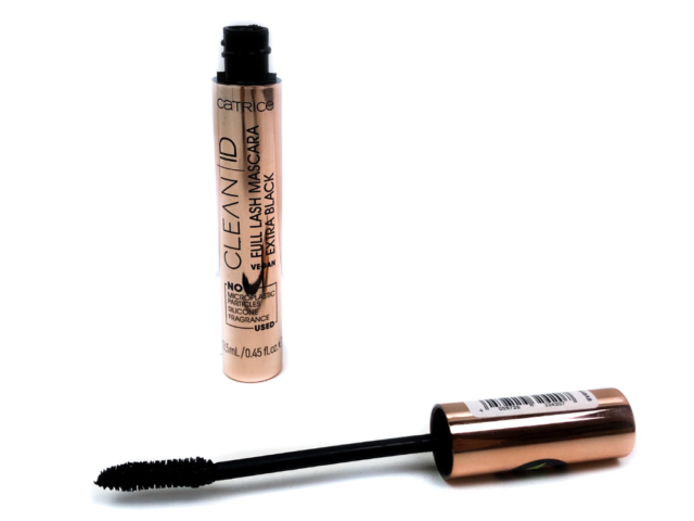Catrice Clean ID Full Lash Mascara , Catrice Clean ID Mascara , Catrice Full Lash Mascara , makeup , beauty , catrice , review ,
