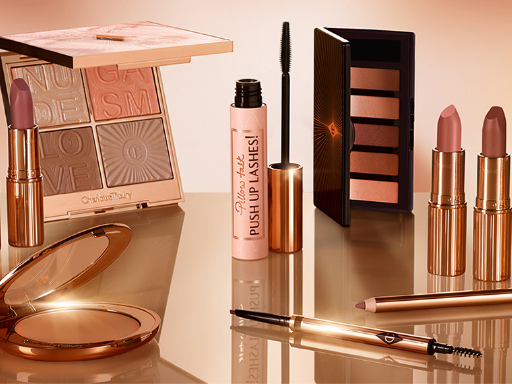 NEW   Charlotte Tilbury Supernudes Collection