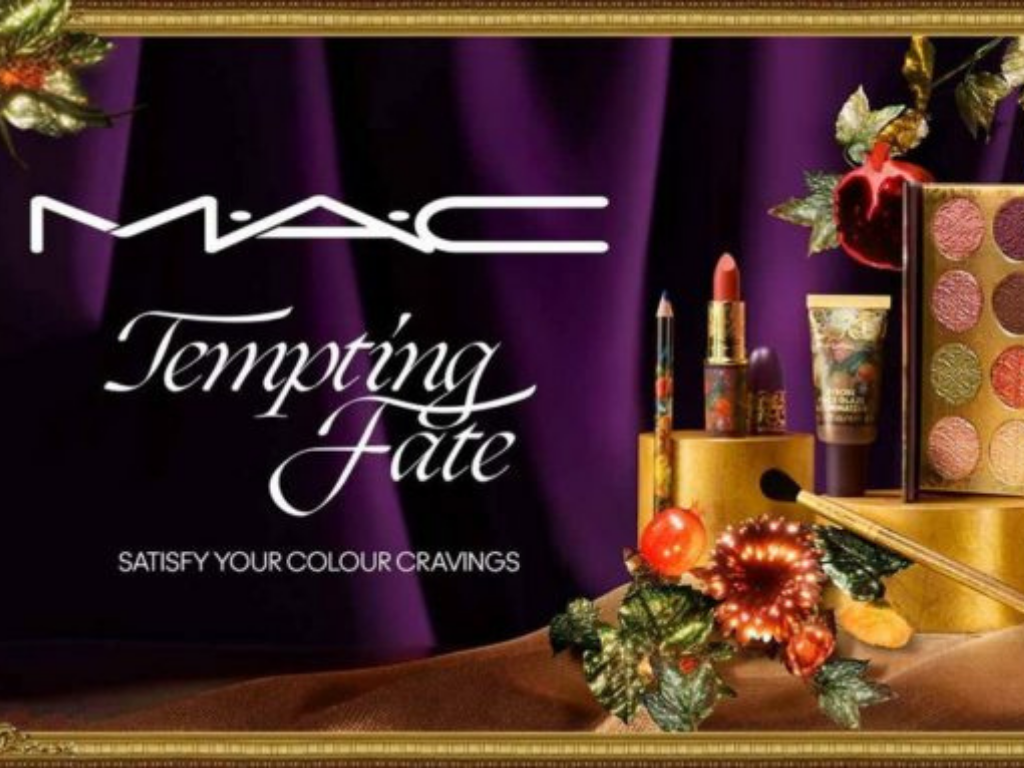 NEW   MAC Tempting Fate Collection