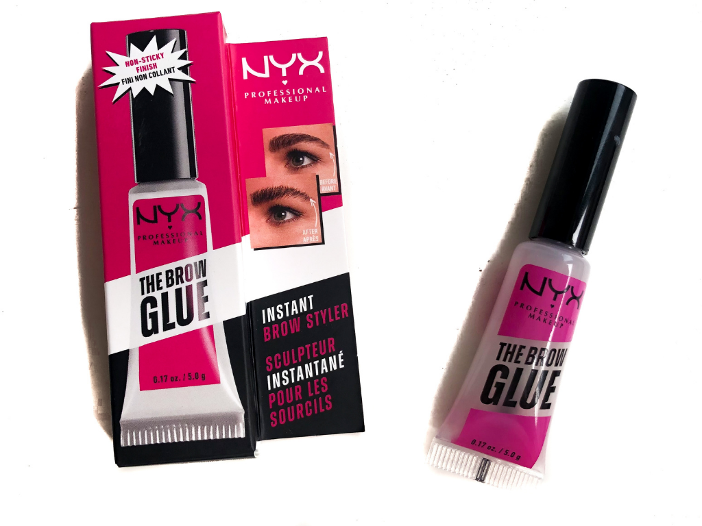 NYX The Brow Glue , NYX The Brow Glue review , NYX professional Brow Glue , review , makeup , beauty ,
